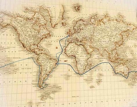Darwins Reise