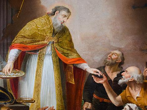 St Martin Bischof