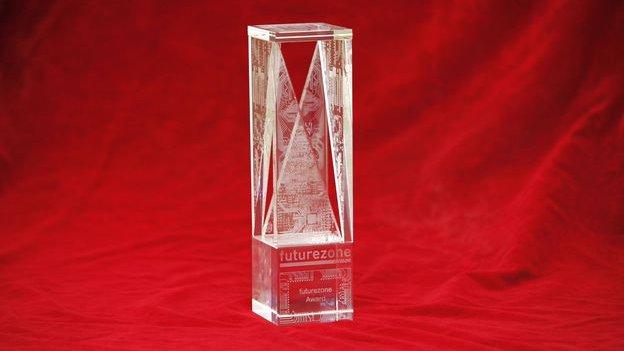 Futurezone Award 2013