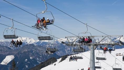 Sessellift Ski