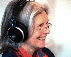 Christine Hubka. Sie ist Autorin und Gefängnisseelsorgerin und ehemalige evangelische Pfarrerin.