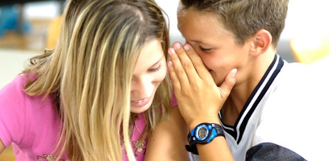 Schummeln Schule Kinder