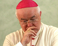 Erzbischof Jozef Wesolowski
