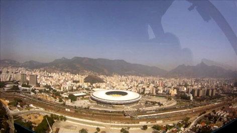 Im Brennpunkt  Brasilien 2014: Die Schattenseiten der Fußball-WM