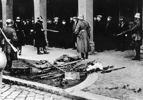 Der blutige Februar 1934 - Bürgerkrieg in Österreich