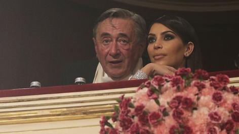 Lugner Kim Kardashian