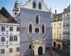Wiener Franziskanerkirche und Franziskanerplatz