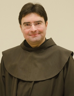 Franziskanerpater Gottfried Wegleitner im Porträt