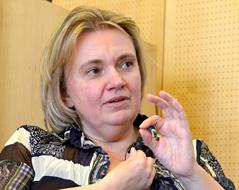Pastoraltheologin Regina Polak