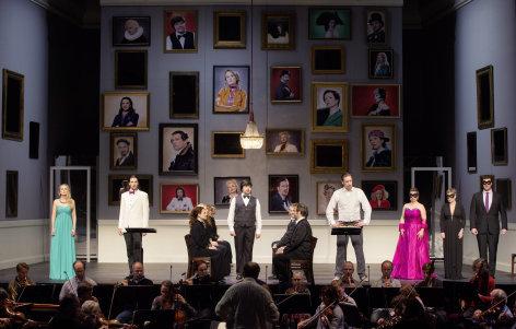 Don Giovanni  Nikolaus Harnoncourt dirigiert den Da Ponte-Zyklus