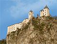 Kloster Säben oberhalb von Klausen