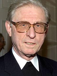 Kirchenrechtler Bruno Primetshofer