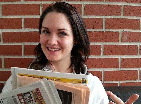 Ö3 Reporterin Gabi Hiller