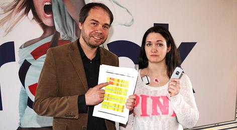 Gabi Hiller und Dr. Oliver Scheibenbogen