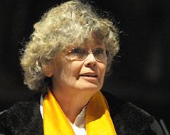 """Martha Heizer, neue Vorsitzende der Plattform """"Wir sind Kirche"""""""