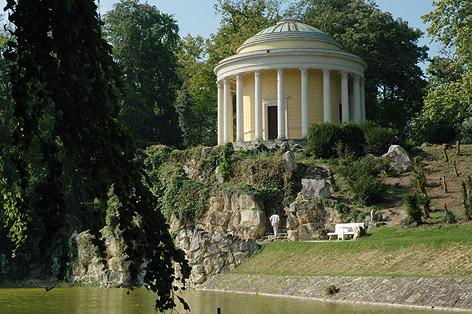 Schlosspark in Eisenstadt