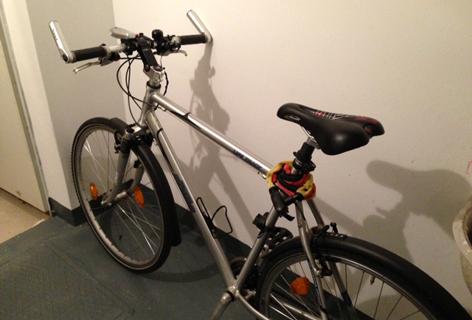 Ein Citybike