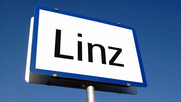 Ortstafel Linz