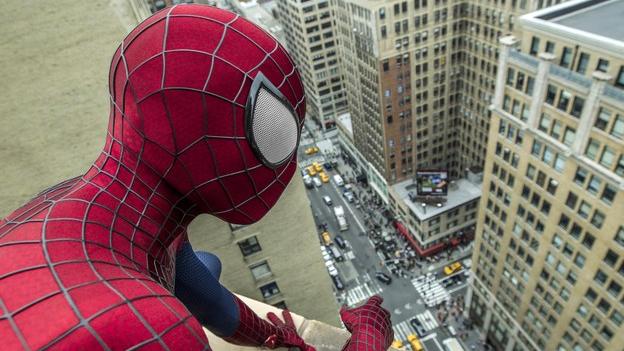 """Szene aus """"The Amazing Spider-Man 2 - Rise of Electro"""""""