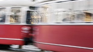 Straßenbahn/Wien