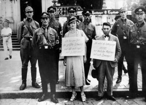 Nazi Kollaborateure  Juden auf Seiten Hitlers
