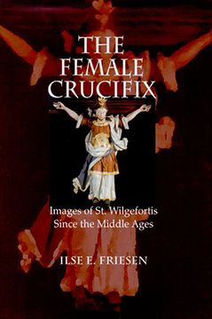"Buchcover ""The Female Crucifix"""