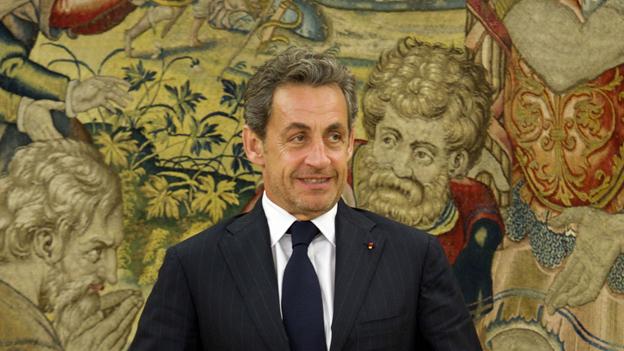 Frankreichs Ex-Präsident Nicolas Sarkozy