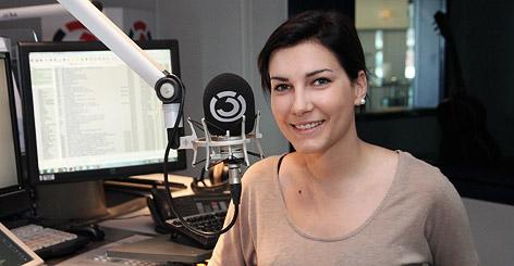 Ö3-Hörerin Tatjana Sickl