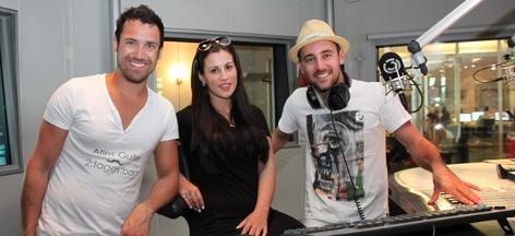 DJs Carlos und Pascal aus Linz