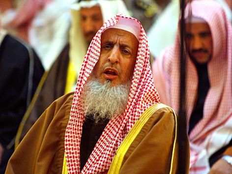 Großmufti von Saudi-Arabien  Abdel Asis bin Abdullah Al al-Scheich