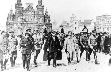 Hört die Signale (1/4)  Lenin I - Die Revolution, die noch keine war
