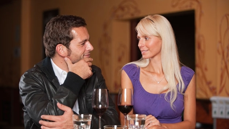 Flirten ohne blickkontakt