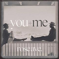 "Cover des Albums ""rose ave."" von You+Me"