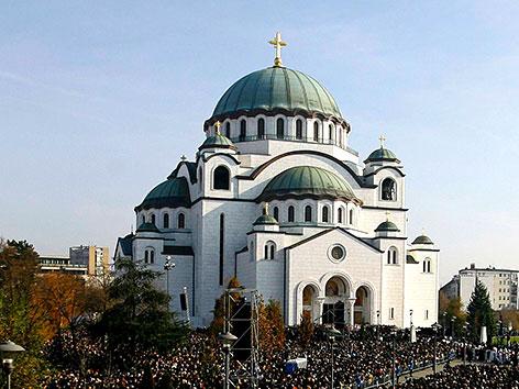 Serben Religion