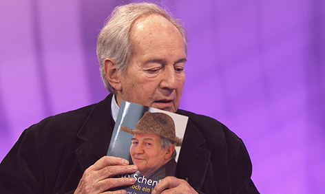 Otto Schenk in KulturHeute - ORF III