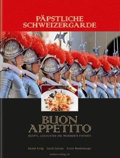 """Buchcover """"Buon Appetito"""""""