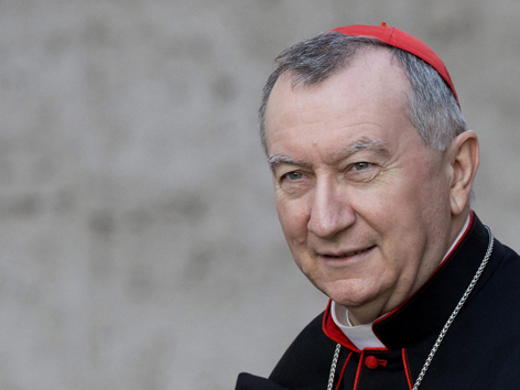 Kardinal-Staatssekretär Pietro Parolin