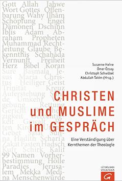 """Buchcover """"Christen und Muslime im Gespräch"""""""