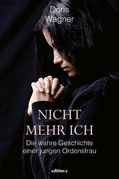 """Buchcover """"Nicht mehr ich"""""""