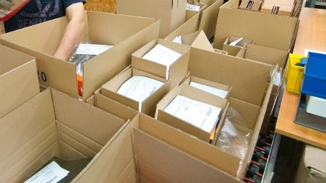 Paket Post