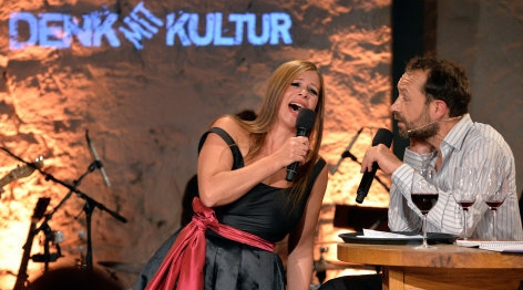 DENK mit KULTUR  Gerald Votava und Natalia Ushakova