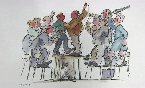 Mobbing: Gift am Arbeitsplatz