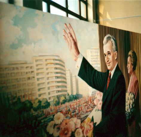 Schachmatt - Der Sturz Ceausescus in Rumänien