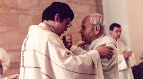kreuz und quer Der Priester und sein geheimer Sohn
