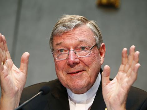 """Der australische Bischof George Pell hat """"hunderte Millionen Euro"""" entdeckt"""