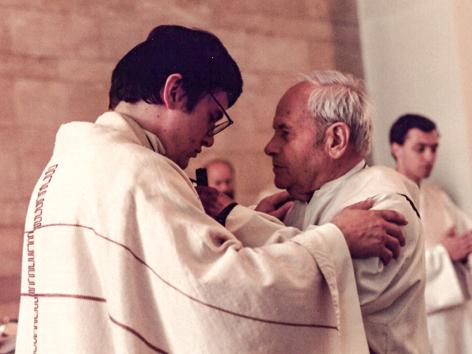1985 - der Priestersohn wird Priester