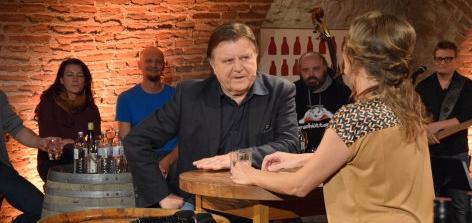 DENK mit KULTUR  Lukas Resetarits und Raphaela Möst