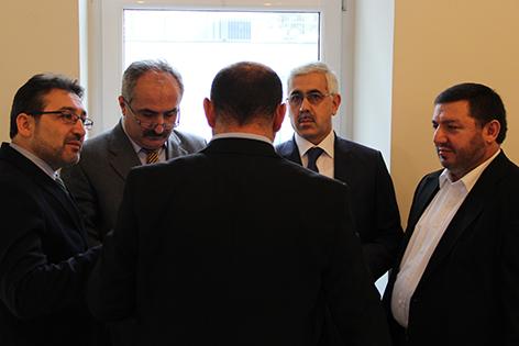 Pressekonferenz: Erklärung der islamischen Vereine zum Islamgesetz am 16.12.2014