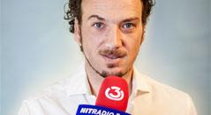 Ö3-Reporter Johann Puntigam