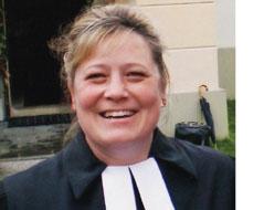 Pfarrerin Regina Leimer